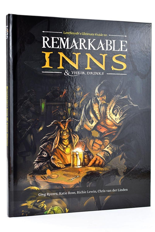 Remarkable Inns & Their Drinks (Hardcover) - GAMETEEUK