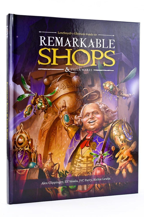 Remarkable Shops & Their Wares (Hardcover) - GAMETEEUK