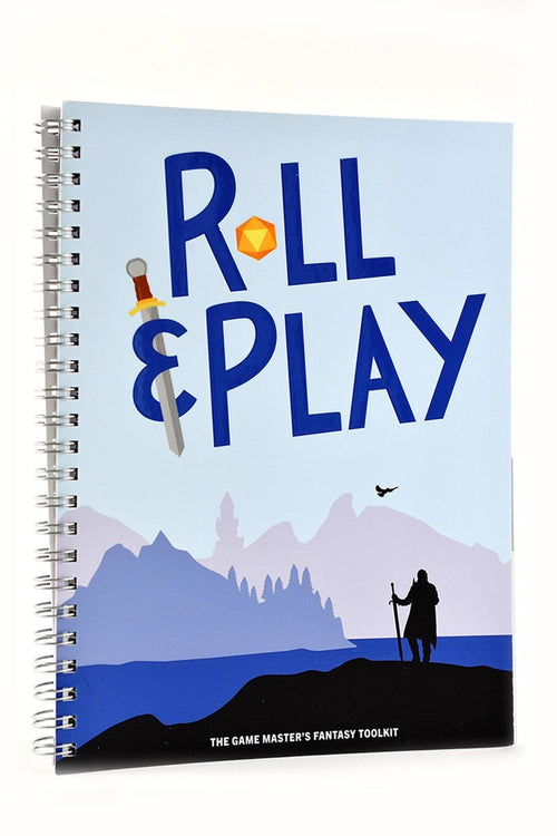Roll & Play: The Game Master's Fantasy Toolkit - GAMETEEUK
