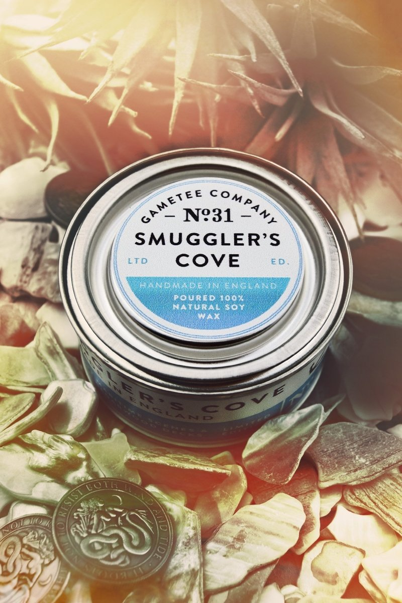 Smuggler's Cove - Gaming Candle - GAMETEEUK