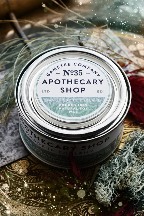 The Apothecary Shop - Gaming Candle - GAMETEEUK