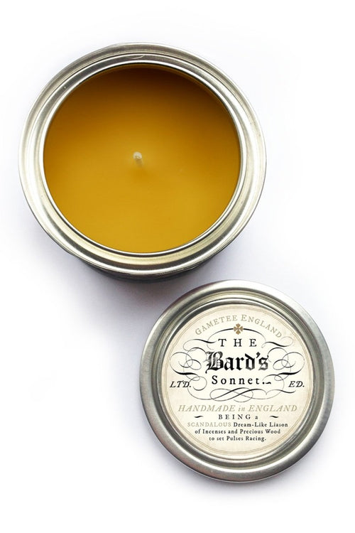 The Bard's Sonnet - Luxury Candle - GAMETEEUK