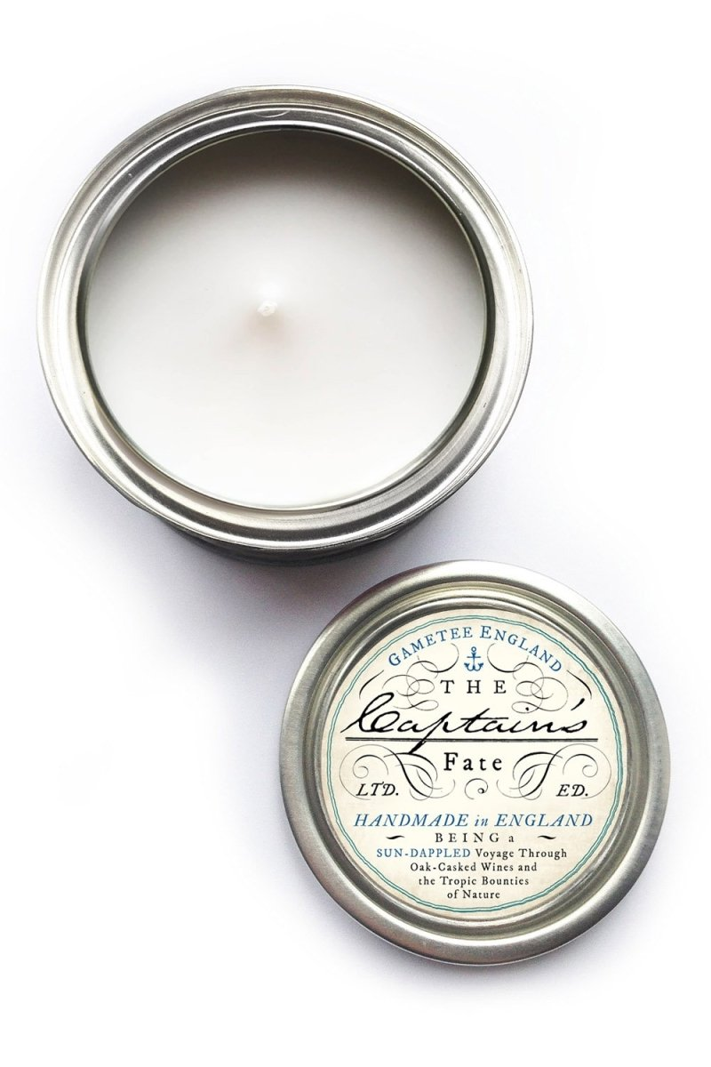 The Captain's Fate - Luxury Candle - GAMETEEUK