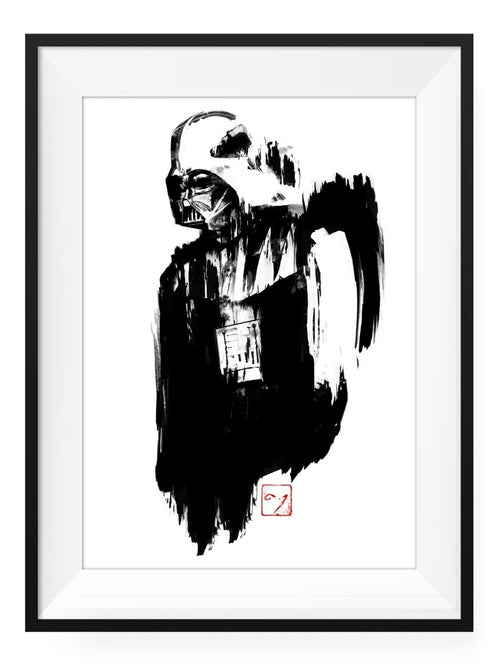 The Father - Art Print - GAMETEEUK