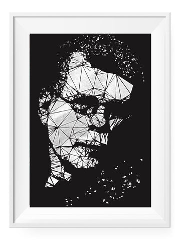 The Genius - Screenprint