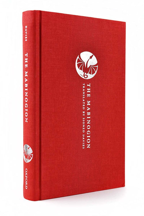 The Mabinogion (Clothbound Hardcover) - GAMETEEUK