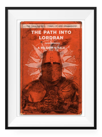 Forbidden Land - Art Print