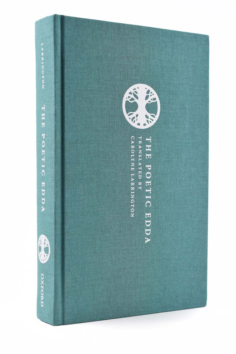The Poetic Edda (Clothbound Hardcover) - GAMETEEUK