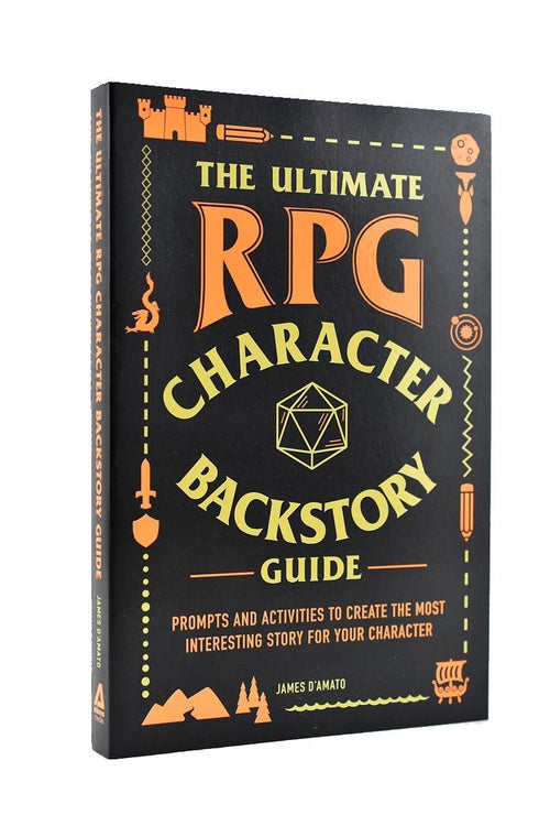 The Ultimate RPG Character Backstory Guide - GAMETEEUK