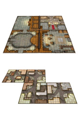 Towns and Taverns Books of Battle Mats - GAMETEEUK