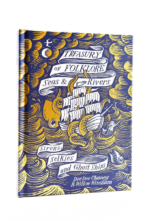 Treasury of Folklore: Seas and Rivers (Hardcover) - GAMETEEUK