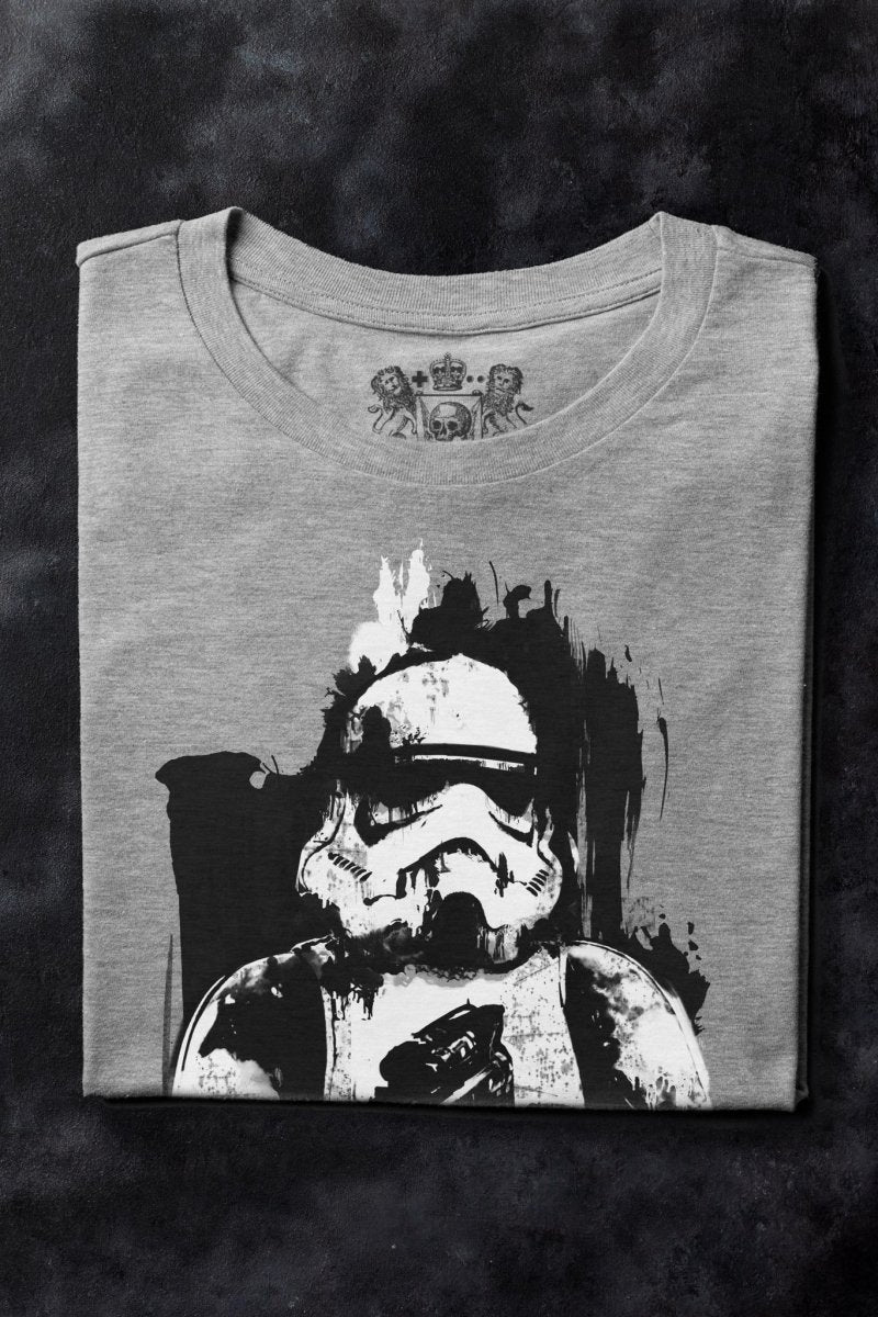 Trooper - T-Shirt - GAMETEEUK