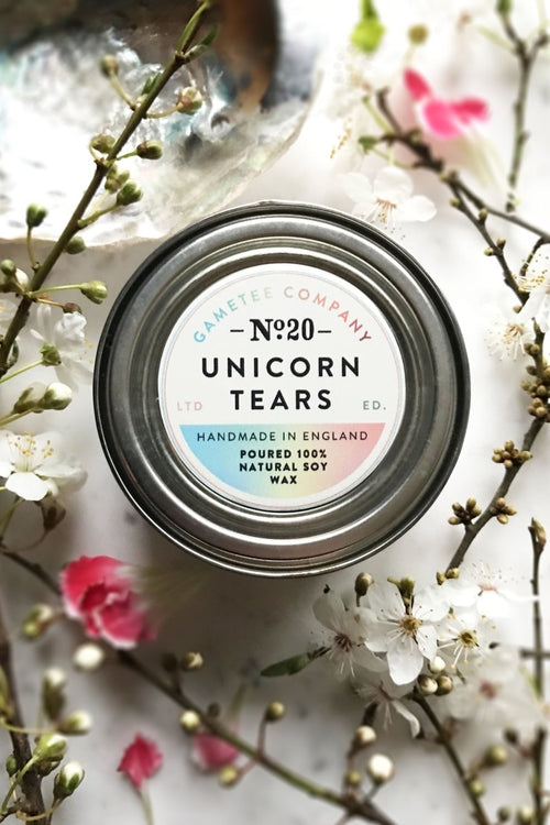 Unicorn Tears - Gaming Candle - GAMETEEUK