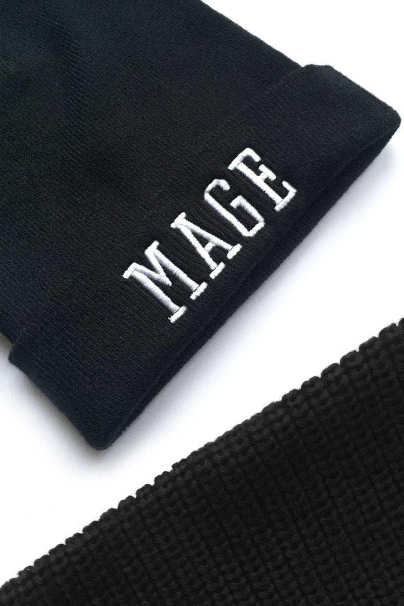 Urban Mage - Beanie and Snood Set - GAMETEEUK