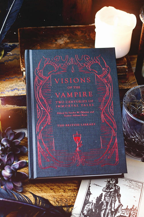 Visions of the Vampire (Hardcover) - GAMETEEUK