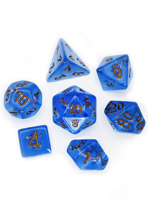 Wand of the Wizard - Adventurer's Equipment Dice Set - GAMETEEUK