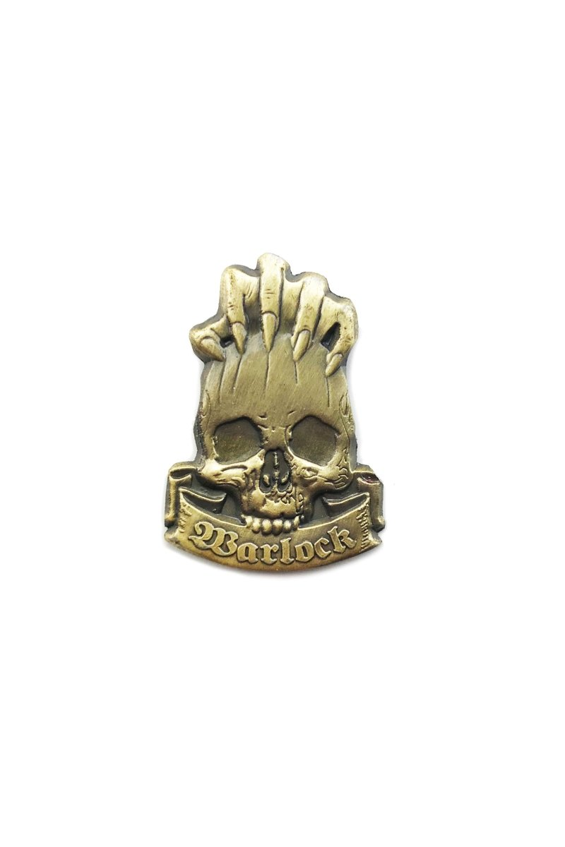Warlock - Class Pin Badge - GAMETEEUK
