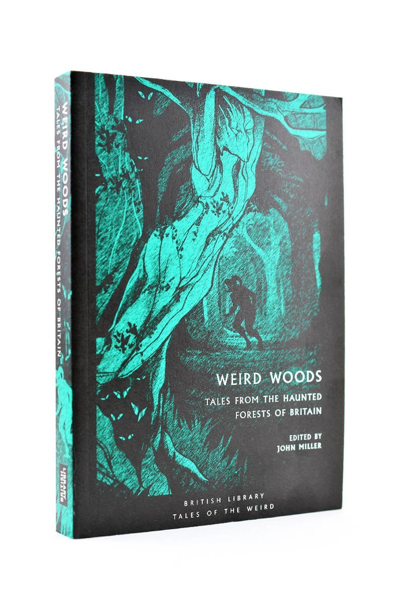 Weird Woods: Tales from the Haunted Woods of Britain - GAMETEEUK