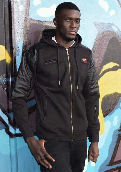 YOUTUBE GAMING HOODED JACKET - GAMETEEUK