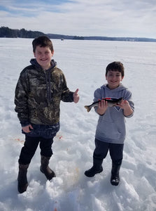 Ice Fishing Update