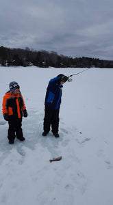 Ice Fishing Trip