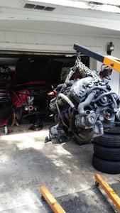 1993 BMW E36 Street and Track Build - Stripdown