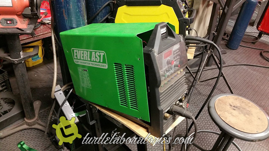 Everlast Welder - Power TIG 200DX