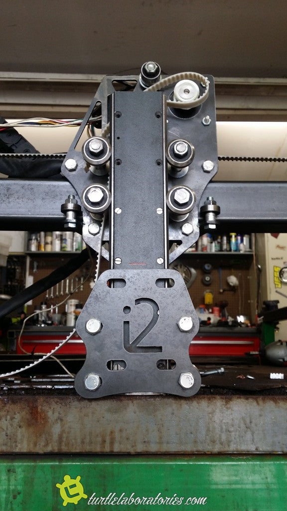 CNC Plasma Cutter Iteration 1: Z and X Axis Redo