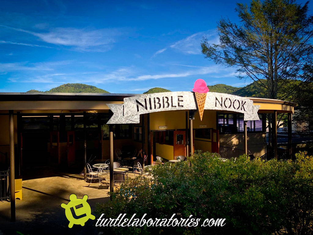Nibble Nook Sign