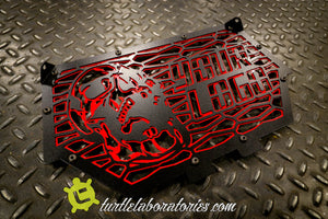 Custom Polaris RZR 900 and 1000 XP Grill Inserts
