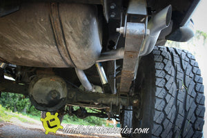 Jeep Cherokee Expedition Rig - Exhaust