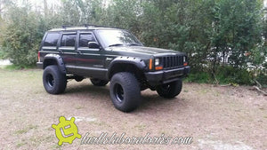 Jeep Cherokee Expedition Rig - The Purchase
