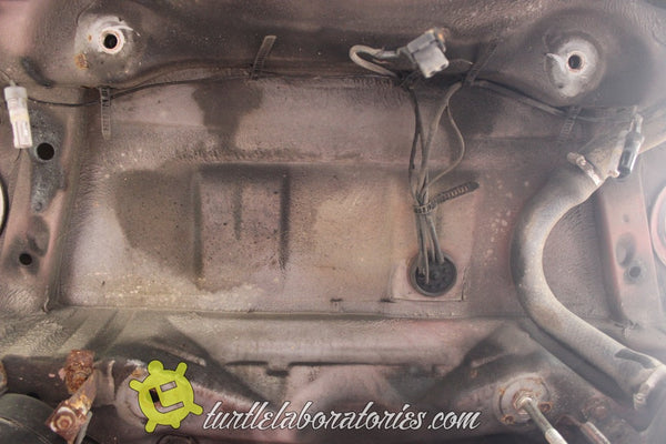 1993 bmw e36 street and track build rear subframe turtle