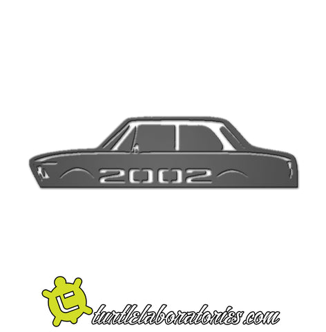 BMW 2002 Silhouette