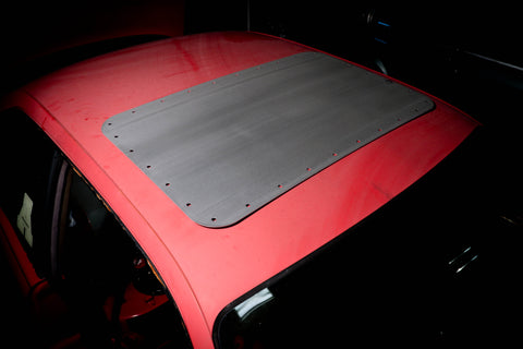 BMW E36 Sunroof Delete Panel