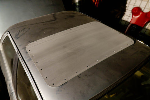 BMW E30 Sunroof Delete Panel
