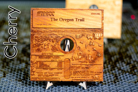 "Oregon Trail 5.25"" Floppy Disk"