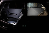 BMW 2002 Aluminum Door Panels - FRONT