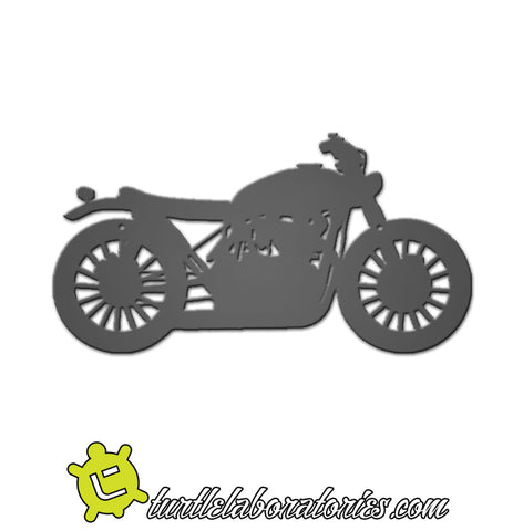 Motorcycle 1 Sign