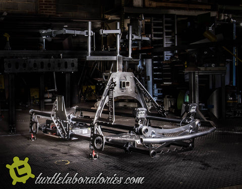 Premium Racing Simulator Chassis - Discontinued