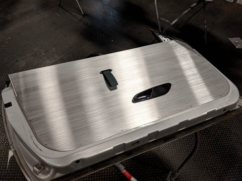 BMW E46 Coupe Door Panel Delete Cards