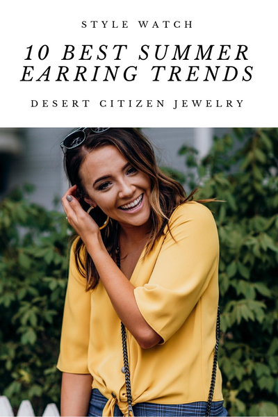10 Best Summer Earring Trends to Watch For | Latest Earrings Styles