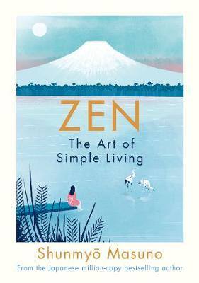 zen: the art of simple living book cover