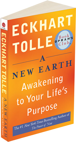 a new earth finding your life's purpose eckhart tolle