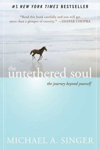 books that will shift your mind unteathered soul michael a singer