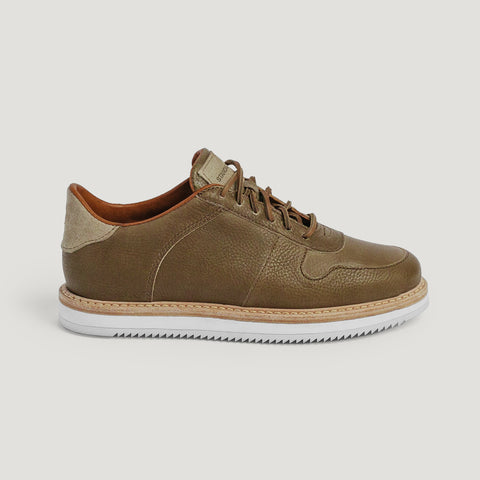SPORT RIPPLE | PEBBLED OLIVE - FINAL SALE