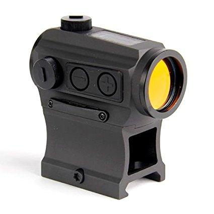 Holosun HS403C Red Dot Sight (Solar Battery Dual Power)