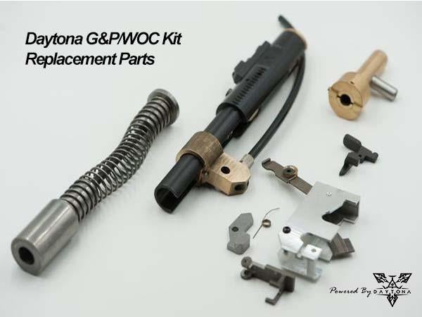 Daytona G&P WOC/WA Kit Replacement Parts