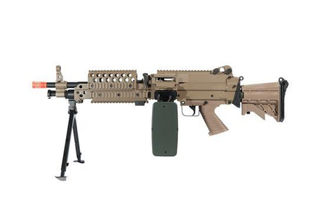 Daytona M249 MK46 Fully Tuned Pre-built Complete Gun ( Tan)