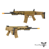 Daytona WE MSK / Masada Basic Pre-built Complete Gun (Black/Tan)